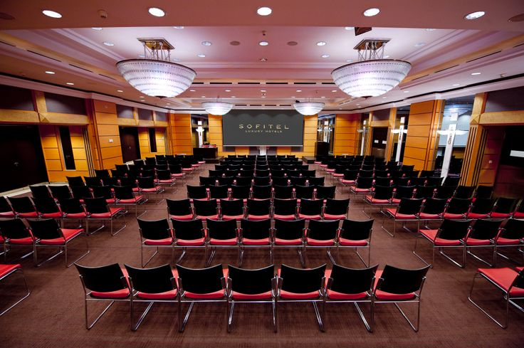 Ballroom is available up to 400 participants at Sofitel Budapest Chain Bridge