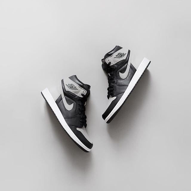 "50cf4c96791 The Nike Air Jordan 1 ""Shadow"" is dropping April 14. Who's trying to cop?  #hskicks 📷: @oldmanalan"