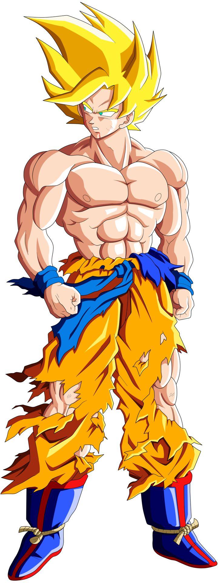 Estado Base. Ozaru. Super Saiyajin Falso. Super Saiyajin. Super Saiyajin Ascendido. Ultra Super Saiyajin. Super Saiyajin 2. Super Saiyajin 3. Super Saiyajin Dios. Super Saiyajin Dios...