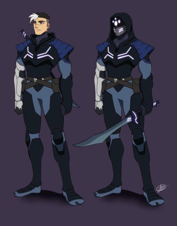 Voltron Blade of Marmora Shiro