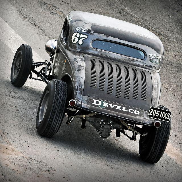 The Alchemist...  1934 Ford Gasser pt.2 - 2010 NSRA Hot Rod Drags | by Motorsport in Pictures
