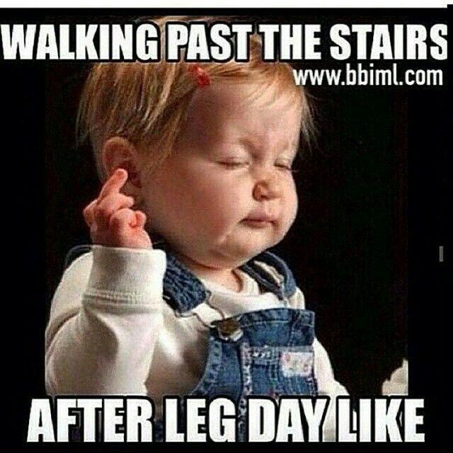 50 Hilarious After Leg Day Meme | SayingImages.com | Workout quotes funny,  Gym memes funny, Workout memes