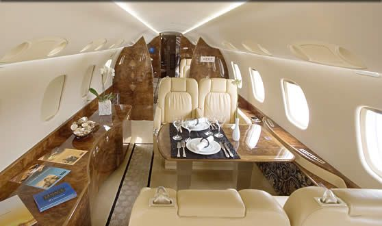 Image result for luxurious embraer erj 135 interior