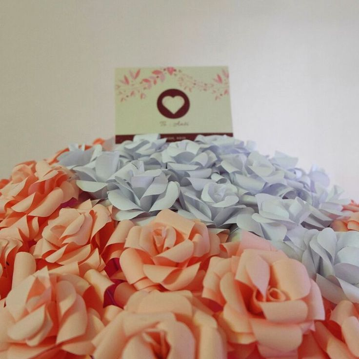 "25 Likes, 1 Comments - Peek A Boo Craft (@peekaboo.craft) on Instagram: ""Big bucket roses  . #anniversary #bucketbunga #paperflowers #paperflowersbandung…"""