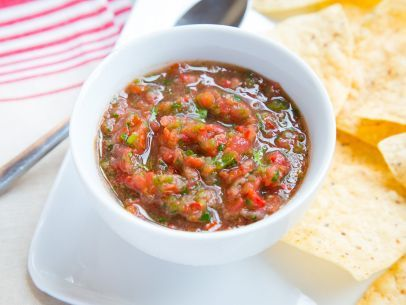 Get this all-star, easy-to-follow Blender Pico de Gallo recipe from Food Network Kitchen