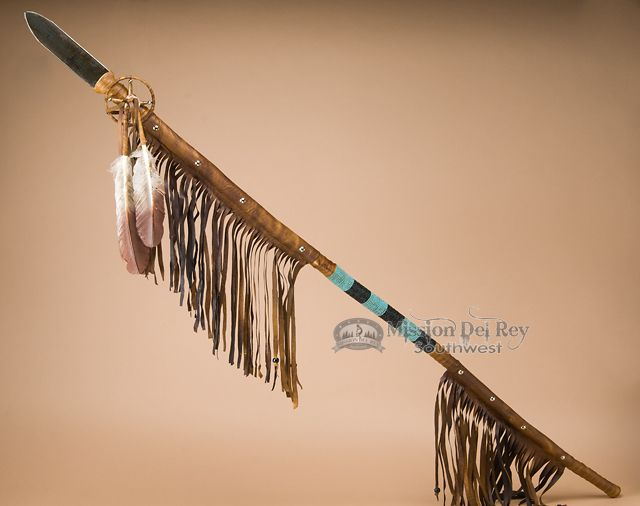 1000  images about native american spears on pinterest