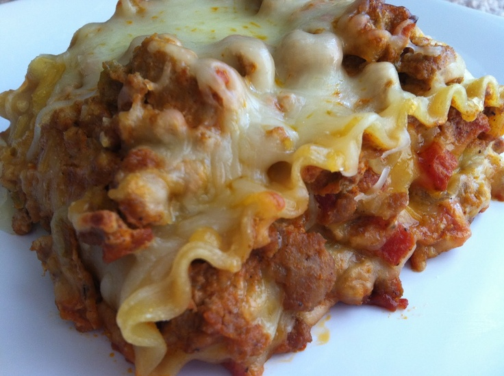 Mexican Lasagna Roll Ups | Get in my BELLY | Pinterest