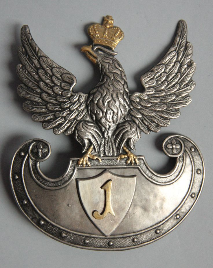 Königreich Polen 1815-1831 Polnischen Ulanen Adler • EUR 80,00 - PicClick DE