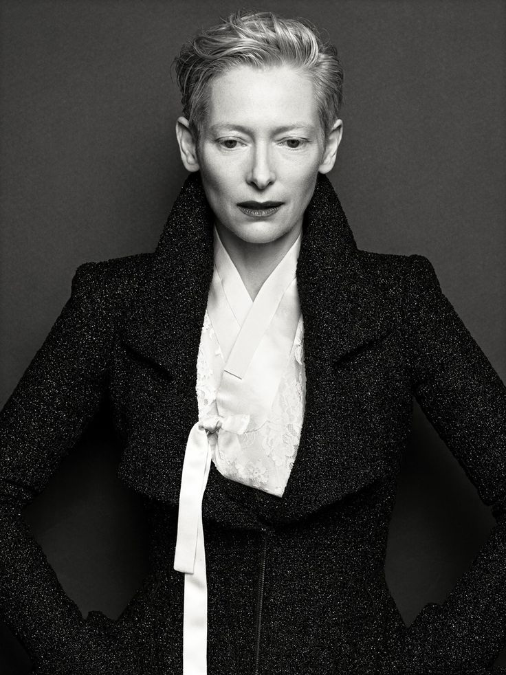 Tilda Swinton by Hong Jang Hyun  for Vogue Korea August 2015  5