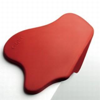 CAFELAT SILICONE TAMPING MAT - SPLAT RED