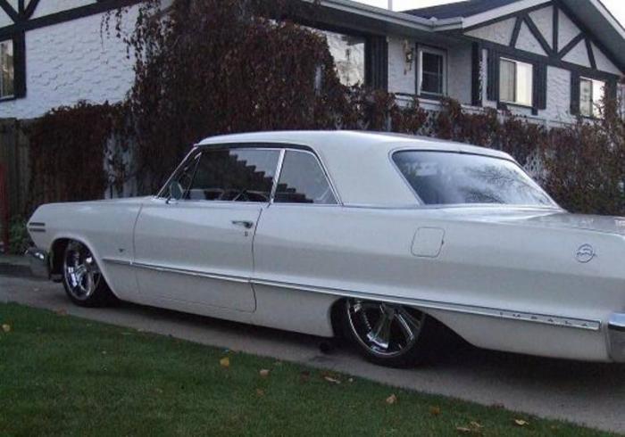 lowriders   1963 Chevrolet Impala Coupe for sale in Edmonton, Alberta Classifieds ...