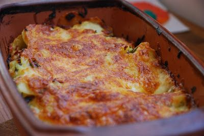 Garnek rzymski - Łatwe przepisy : Zapiekanka z ziemniaków