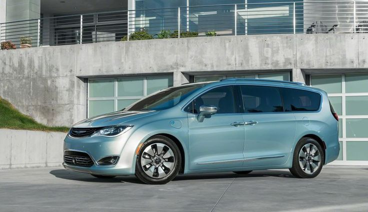 2017 Chrysler Pacifica And Pacifica Hybrid: This Is It