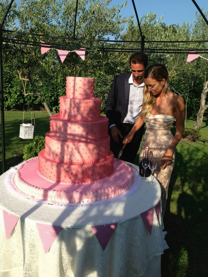 Wedding cake - Luca & Stella