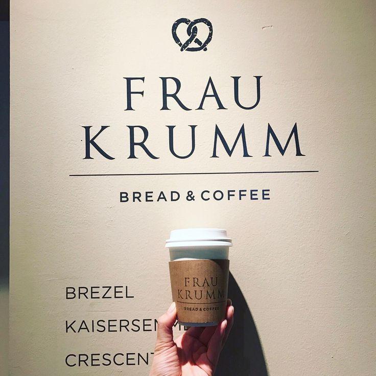 プロテニスプレーヤーの伊達公子さん監修「FRAU KRUMM (フラウクルム)」のドイツパンが美味しいと大人気!皆さん要チェックです!