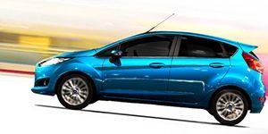 Blue #Ford WZ #Fiesta Trend Drive Quality