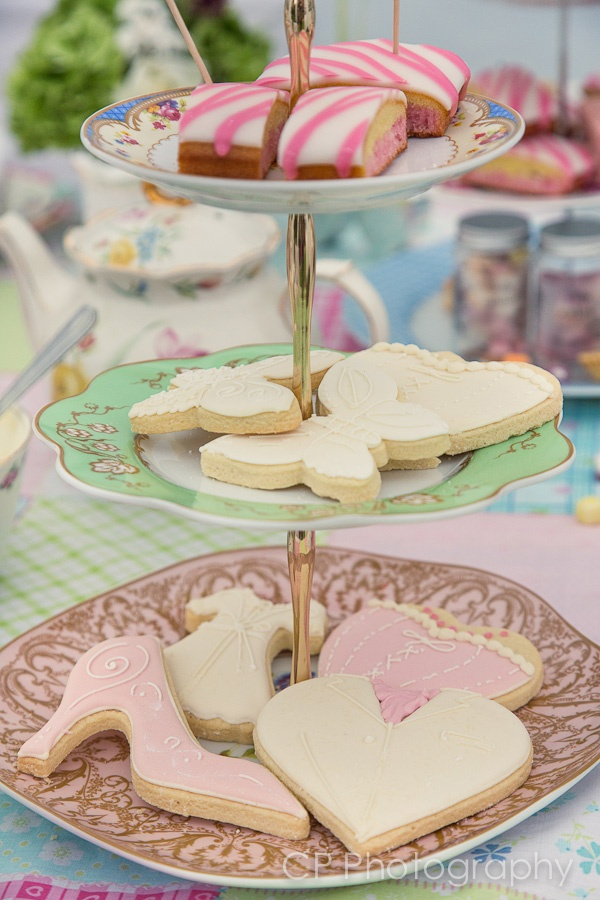Beautiful shortbread cookie favours, come complete in cello bag and a choice of coloured ribboned. Choose from various shapes and designs such as butterflies, shoes, dresses and hearts. Priced at £2.99 each from www.fuschiadesigns.co.uk.