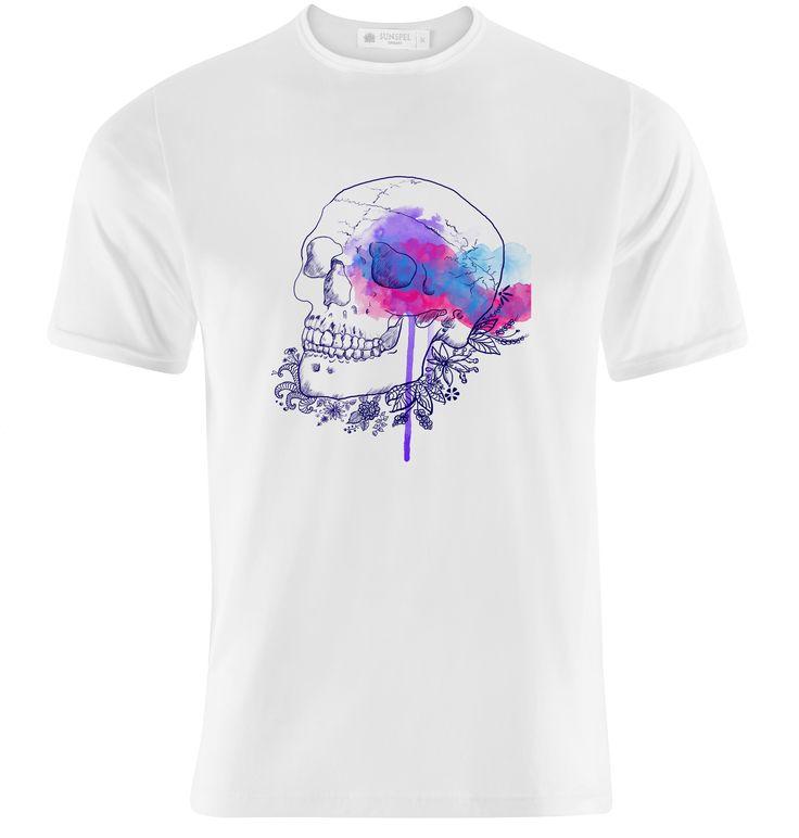 #tshirt #skull #project