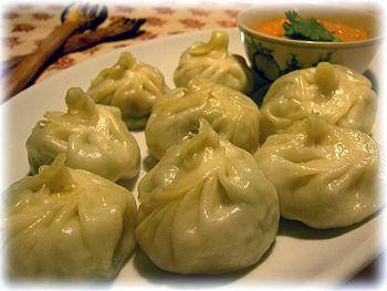 【レシピ】ネパール料理:モモ(蒸し餃子) [エスニック料理] All About