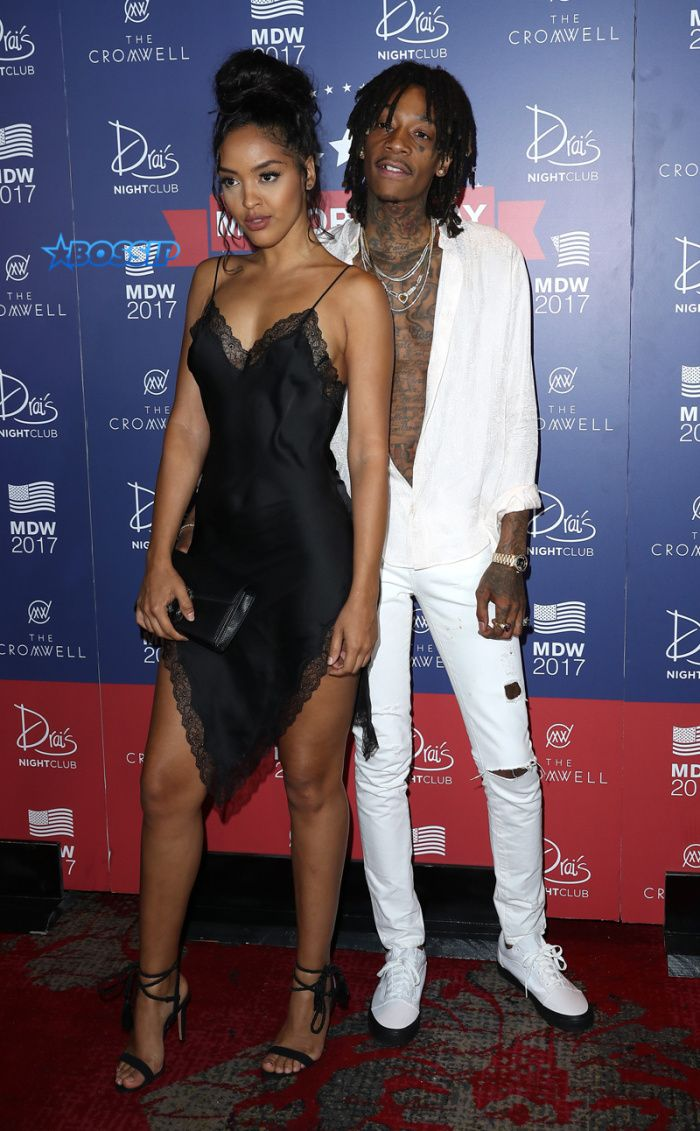 Who is wiz khalifa dating in Melbourne