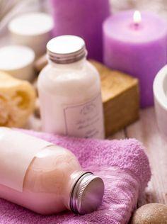 Duschgel Rezept für basisches Duschgel mit nur 4 Zutaten - unterstützt die natürliche Entschlackung der Haut.
