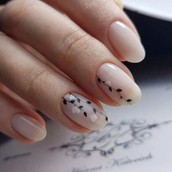 Домашний маникюр | Дизайн ногтей новинки