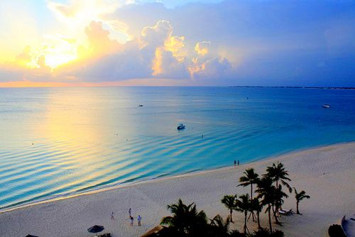 Going here in August! Sunset, Grand Cayman Islands  photo by marshadesica - this is off 7-mile beach