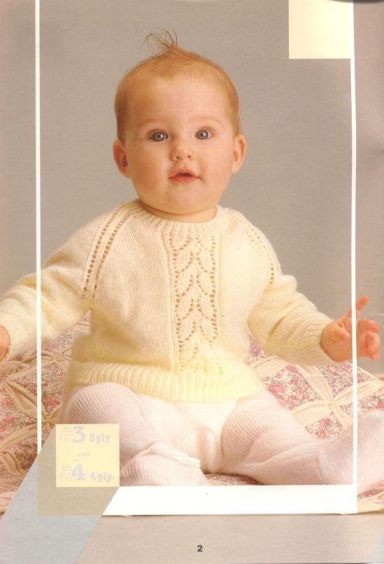 Mejores 18033 imágenes de Knitting patterns baby en Pinterest ...