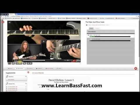 bass guitar beginner lessons pdf