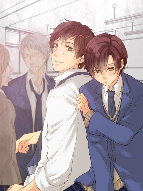 """Spamano!!! Roma looks like he's saying something? Romano: """"Spain I need to talk to you about something..."""" Spain: """"ummm... Ok"""" (ps. This is before they became a THING if you know what I mean )"""