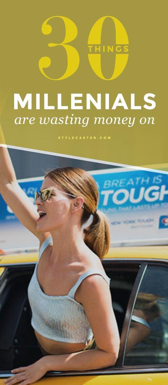 30 things twenty somethings need to stop wasting money on