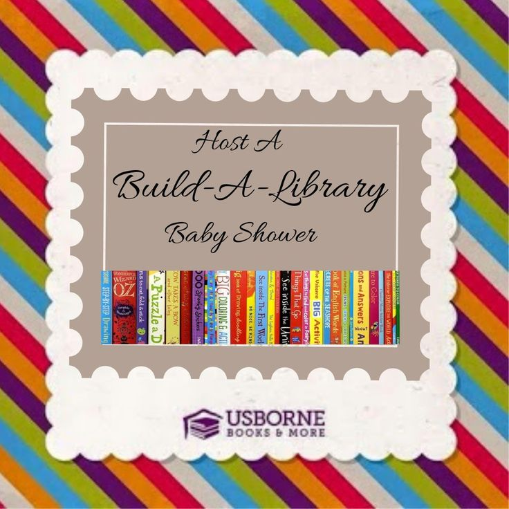 Baby Shower Build-A-Library