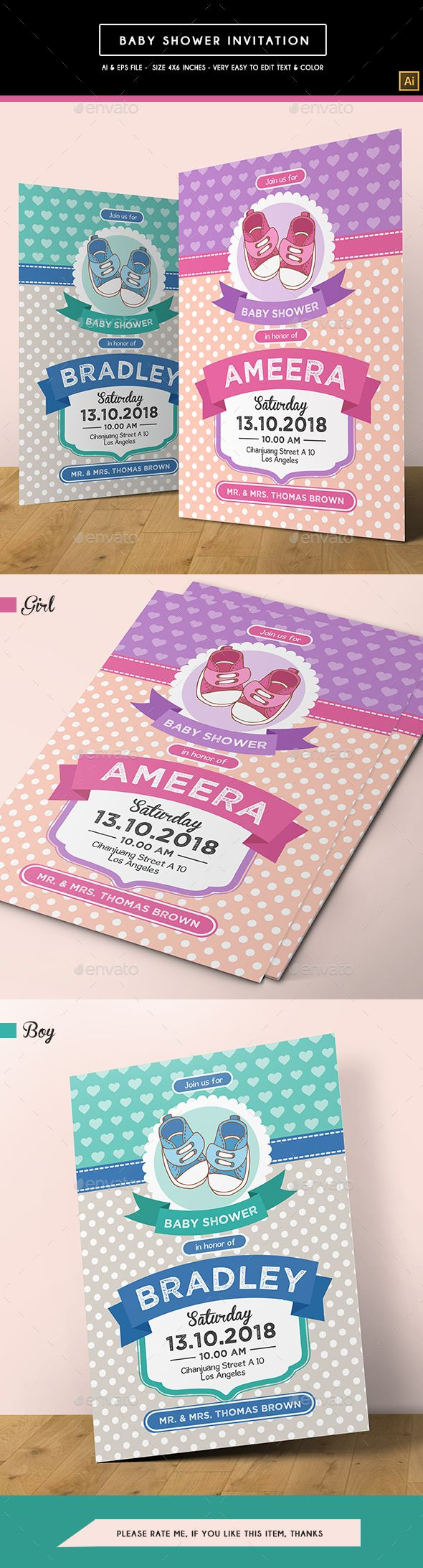 business event invitation templates%0A  Baby  Shower  Invitation   Invitations Cards  u     Invites