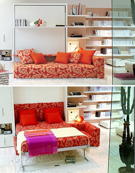 Great Transforming Double Bed Couch Good Ideas