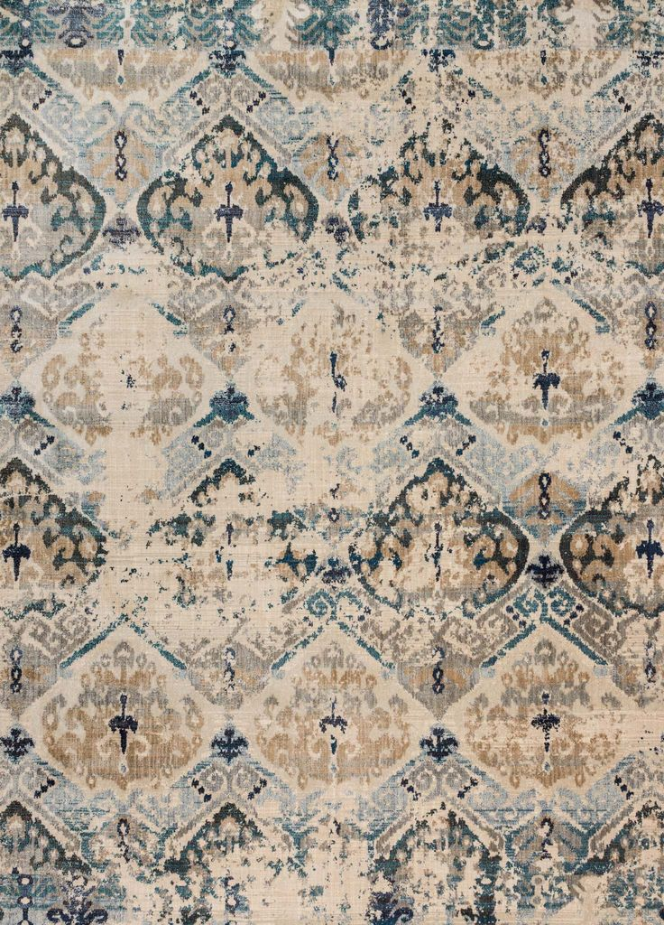 Joanna Gaines' modern take on antique Persian rugs. - Power Loomed - Polypropylene | Polyester - Egypt