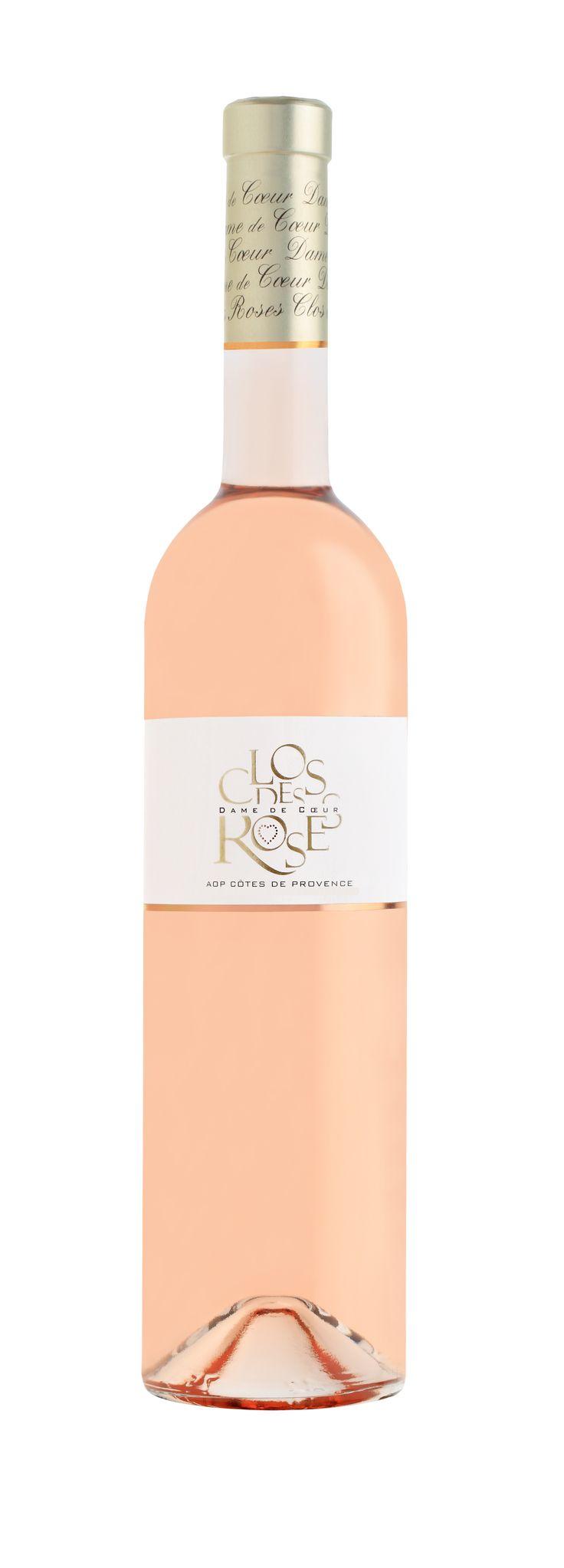 Clos des Roses Rosé - Cuvée Dame de coeur