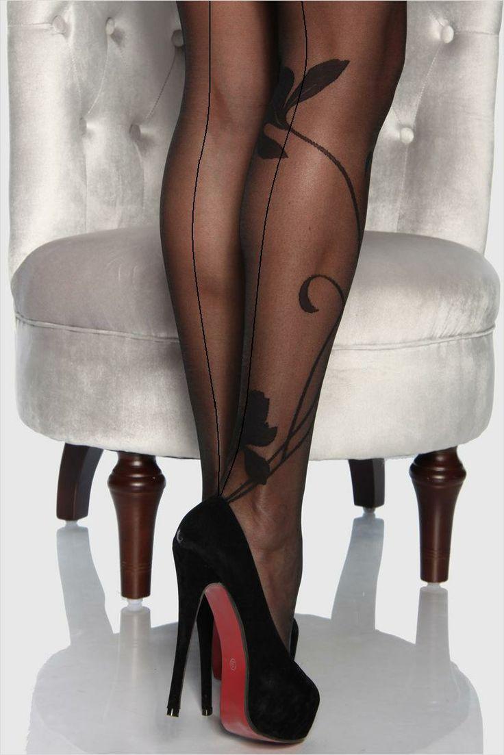 Sexy Silk Stockings 118