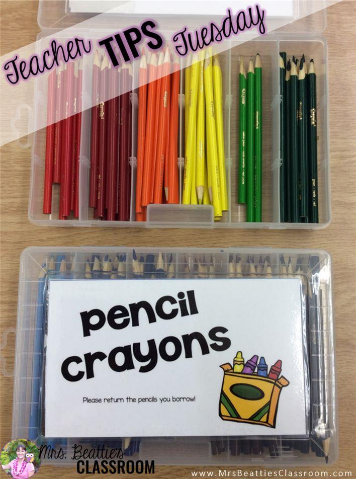 Colored Pencil (Pencil Crayon) Storage                                                                                                                                                                                 More