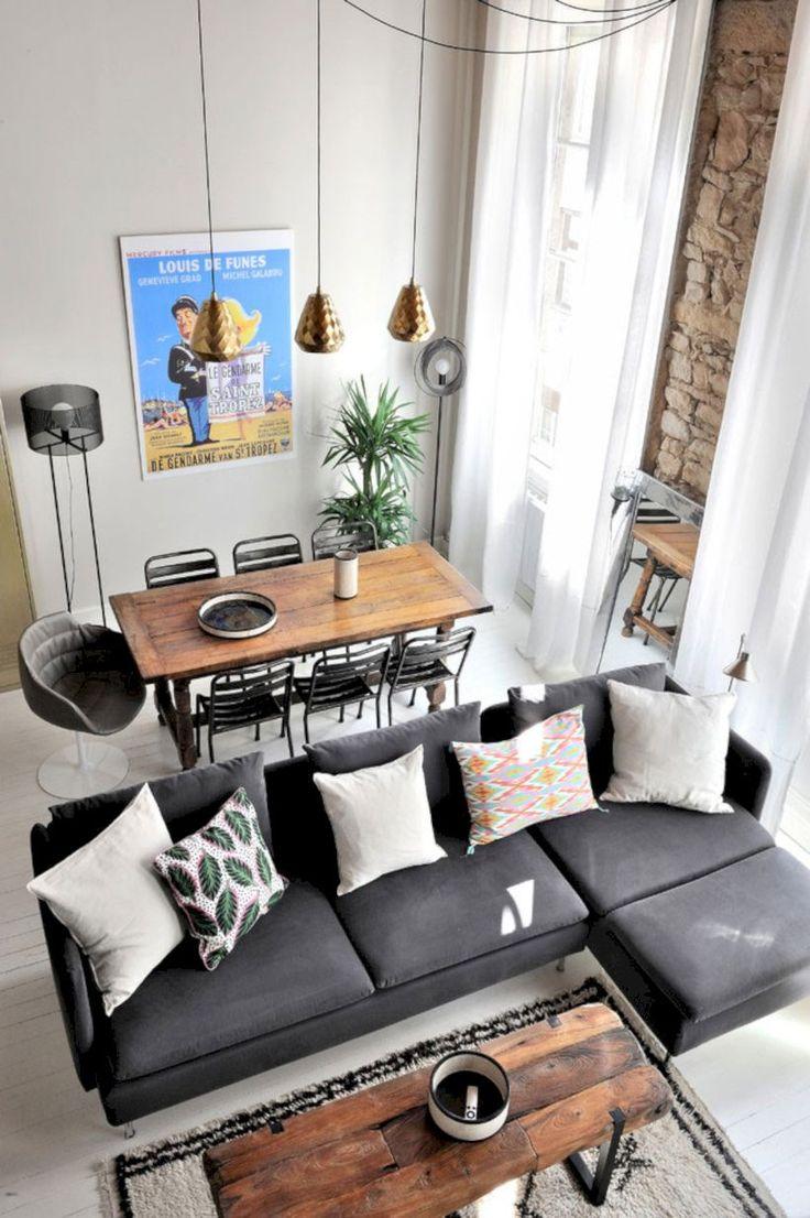 55+ Charming Modern Open Living Room Ideas