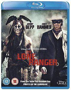 The Lone Ranger (Blu-ray): Amazon.co.uk: Johnny Depp, Armie Hammer, William Fichtner, Tom Wilkinson, Ruth Wilson, Helena Bonham Carter, Gore Verbinski: DVD & Blu-ray