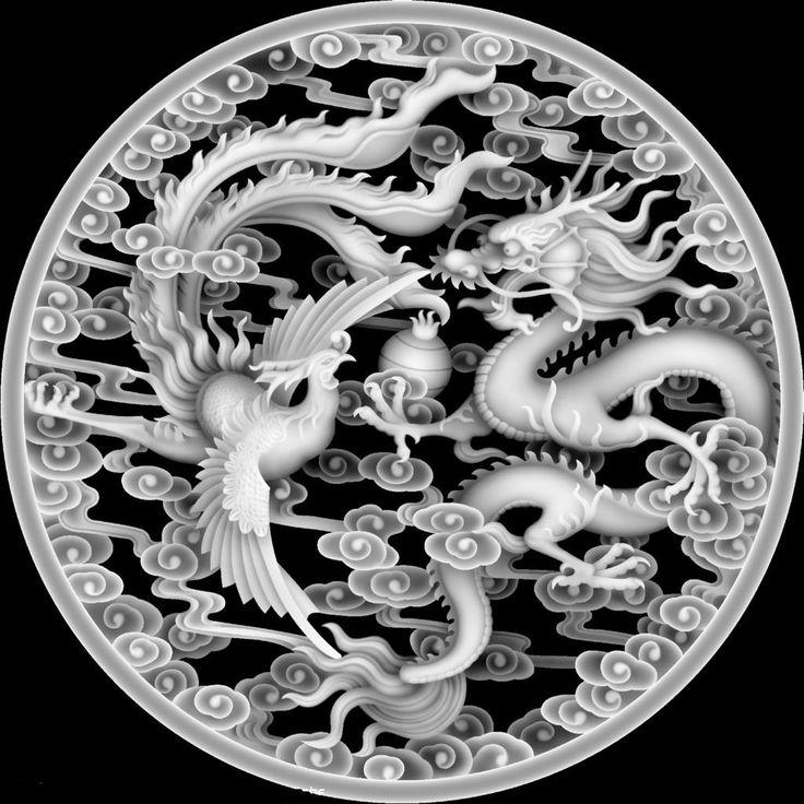 ShopCMS - Модель изображения для Artcam на тему Китая 9
