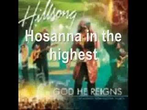 Hossana-Hillsong