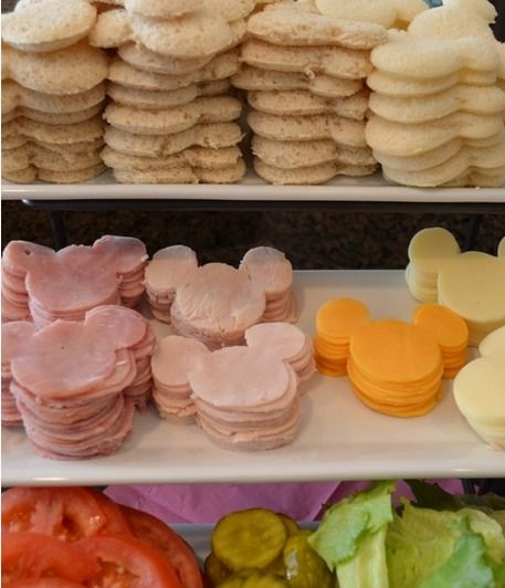 *HOT* Mickey Mouse Cutter $0.60 + FREE Shipping (+ Creative Ideas and Pics!) Sandwiches, Cookies, Cupcakes