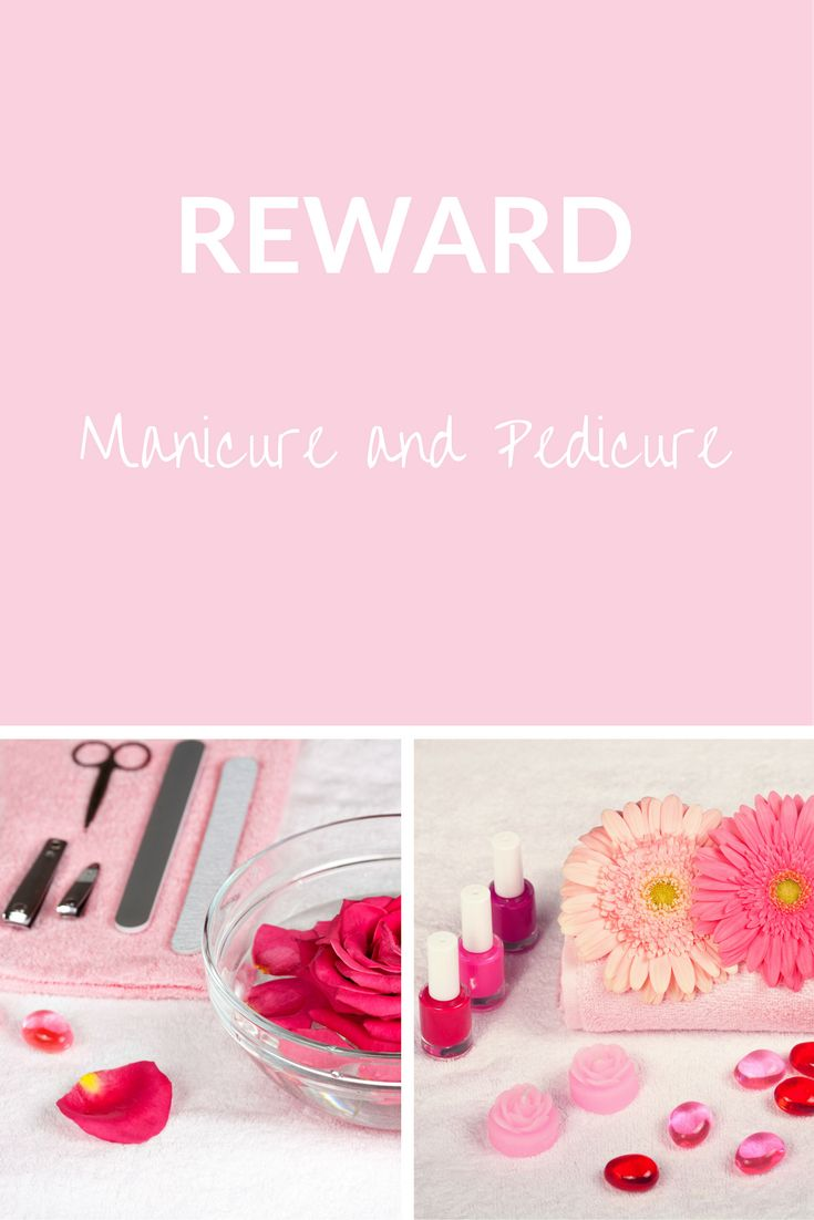 A reward for achieving personal goals | Fit and Fabulous Moms