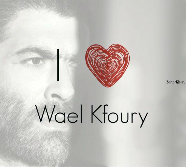 I ♥ U @KfouryWael