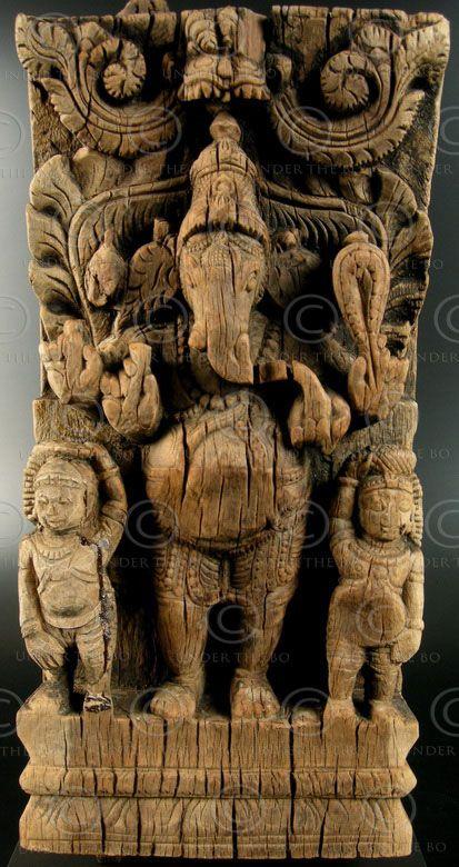 Ganesh sculpture 08DD13K