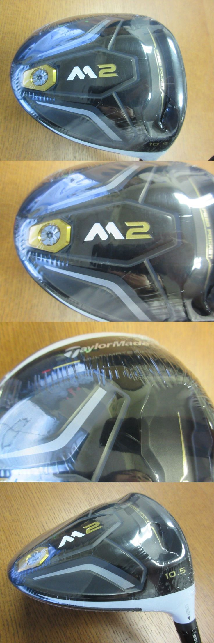 Golf Clubs 115280: New Taylormade Golf 2016 M2 10.5 Driver Fujikura Pro50 Graphite Regular Men S -> BUY IT NOW ONLY: $299.99 on eBay!