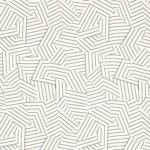 Schumacher DECONSTRUCTED STRIPE GREIGE Fabric