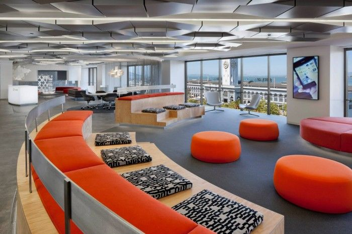 118 best images about office seating area designs on - Office interior design san francisco ...