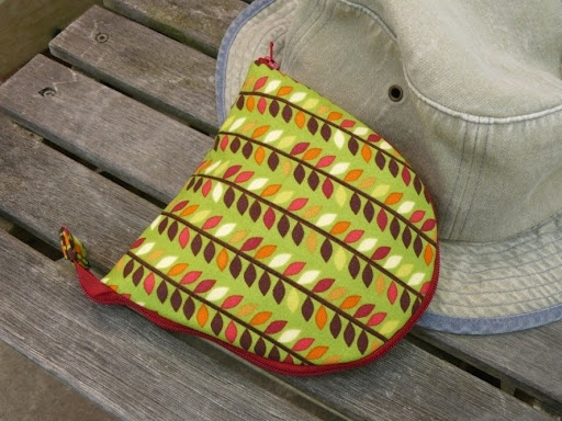 Zippered fold-away tote tutorial Part 3 (of 3)